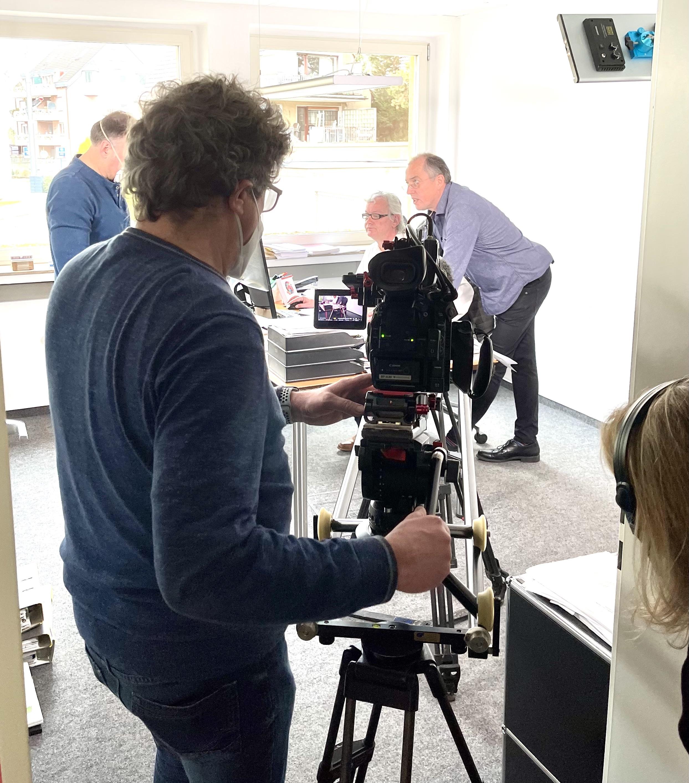 """Wortmann & Wember im TV auf BR Fernsehen: """"Gut zu wissen: Tiny Houses"""""""